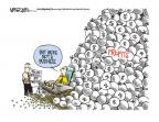 Cartoonist Mike Smith  Mike Smith's Editorial Cartoons 2014-03-28 education