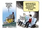 Cartoonist Mike Smith  Mike Smith's Editorial Cartoons 2014-06-11 maybe