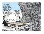 Cartoonist Mike Smith  Mike Smith's Editorial Cartoons 2014-07-09 yeah