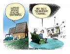 Cartoonist Mike Smith  Mike Smith's Editorial Cartoons 2014-07-16 summer