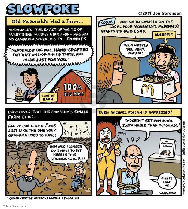 Jen Sorensen  Jen Sorensen's Editorial Cartoons 2011-04-04 environment
