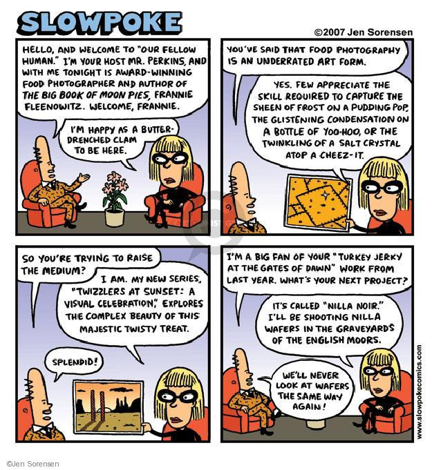 Cartoonist Jen Sorensen  Jen Sorensen's Editorial Cartoons 2007-01-01 tonight