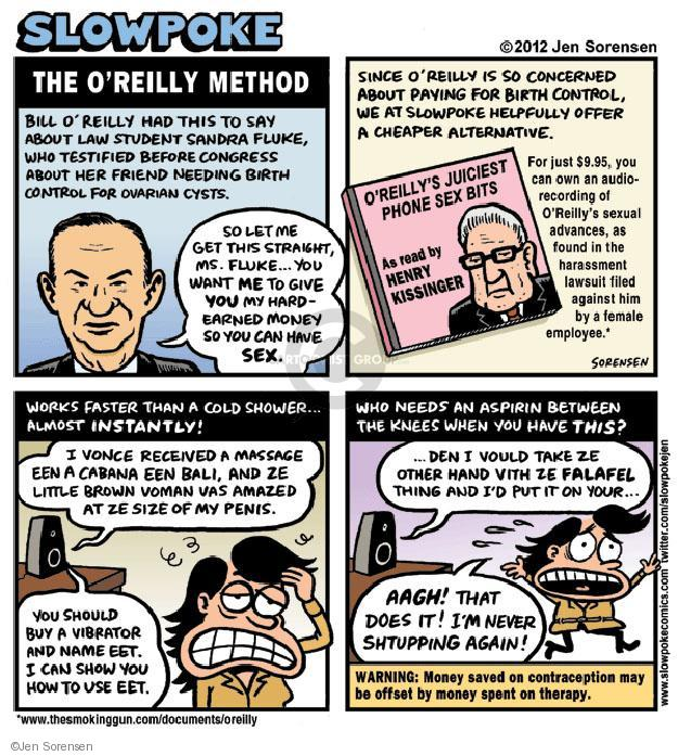 Cartoonist Jen Sorensen  Jen Sorensen's Editorial Cartoons 2012-06-01 give