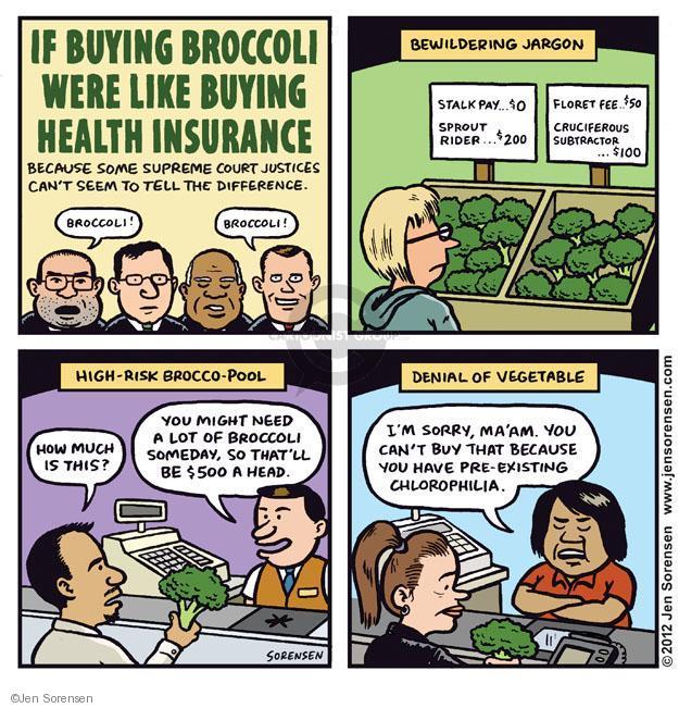 Cartoonist Jen Sorensen  Jen Sorensen's Editorial Cartoons 2012-04-02 health