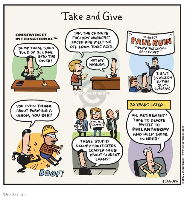 Jen Sorensen  Jen Sorensen's Editorial Cartoons 2012-04-23 environment