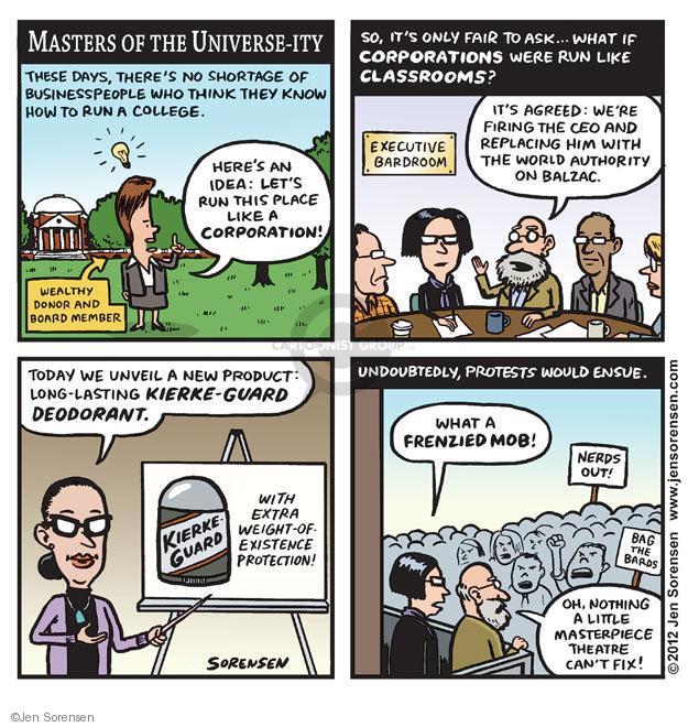 Cartoonist Jen Sorensen  Jen Sorensen's Editorial Cartoons 2012-06-25 university