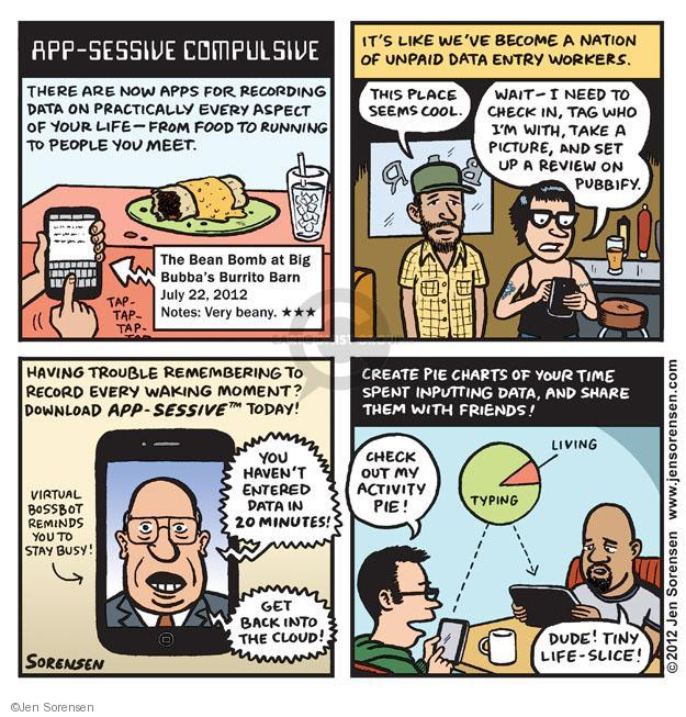 Cartoonist Jen Sorensen  Jen Sorensen's Editorial Cartoons 2012-07-09 remember