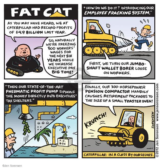 Jen Sorensen  Jen Sorensen's Editorial Cartoons 2012-07-31 class
