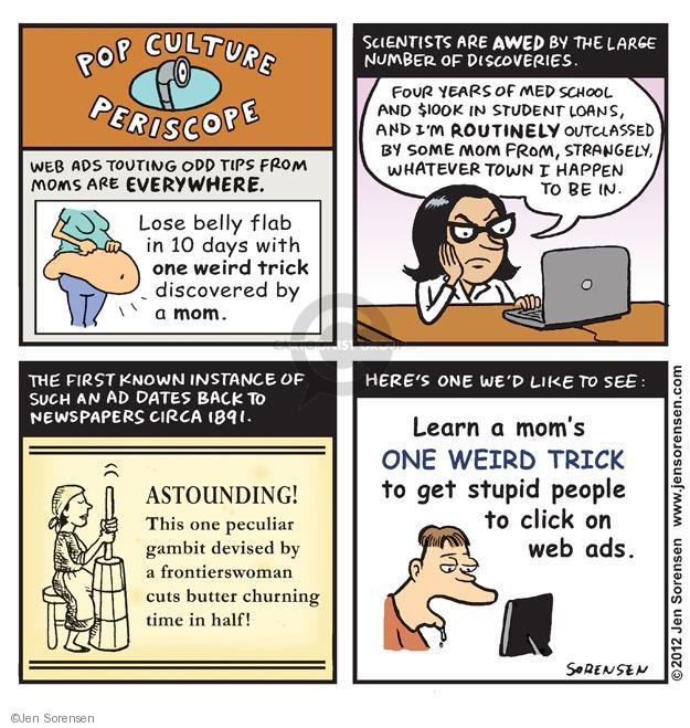 Cartoonist Jen Sorensen  Jen Sorensen's Editorial Cartoons 2012-08-06 marketing