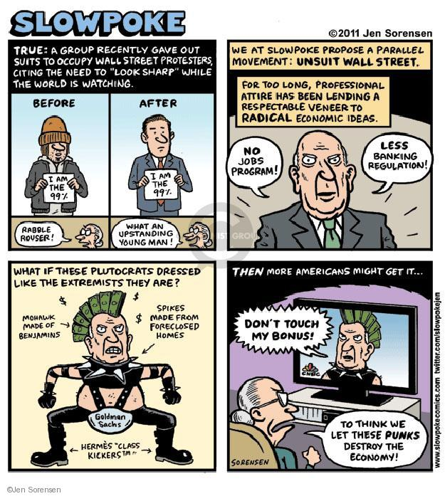 Cartoonist Jen Sorensen  Jen Sorensen's Editorial Cartoons 2011-11-19 give