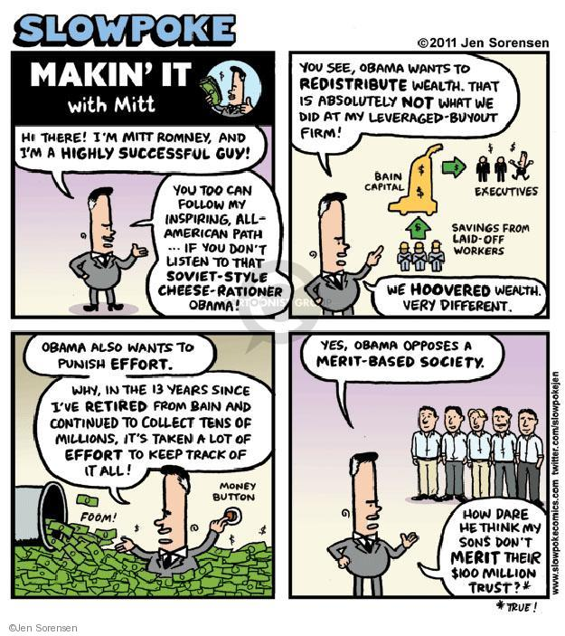 Cartoonist Jen Sorensen  Jen Sorensen's Editorial Cartoons 2011-12-27 presidential