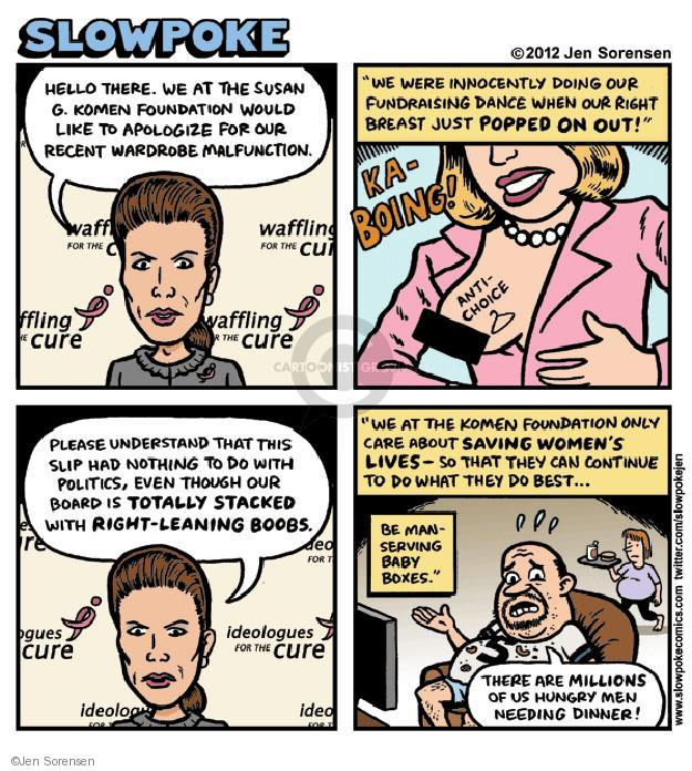 Cartoonist Jen Sorensen  Jen Sorensen's Editorial Cartoons 2012-02-07 cure