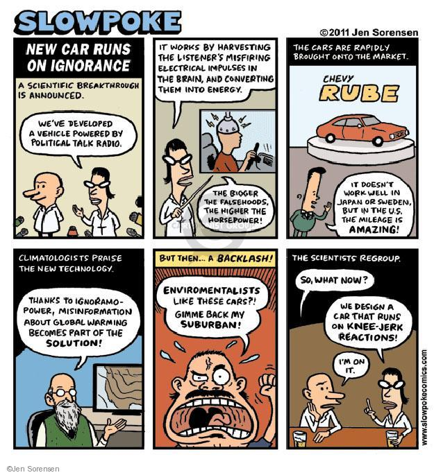 Jen Sorensen  Jen Sorensen's Editorial Cartoons 2011-08-13 environment