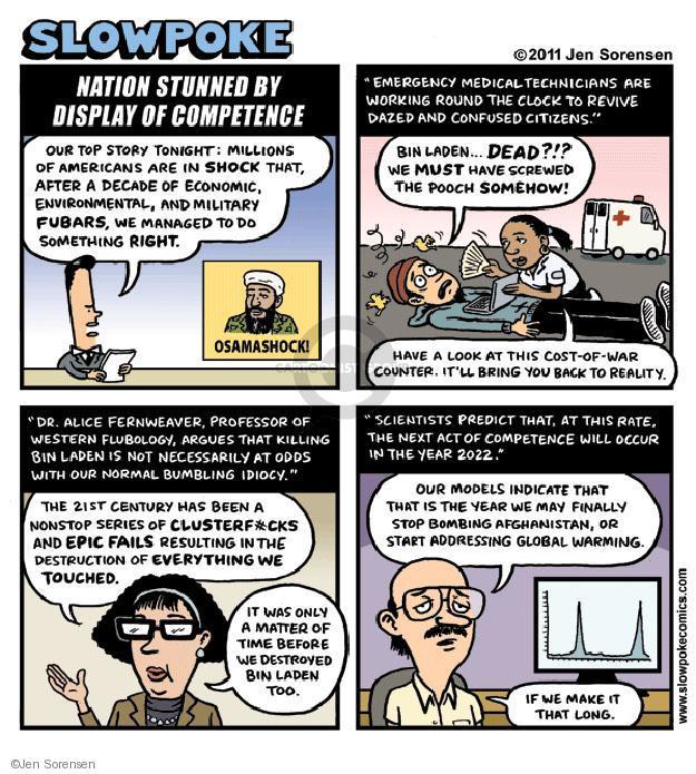 Cartoonist Jen Sorensen  Jen Sorensen's Editorial Cartoons 2011-07-30 bombing