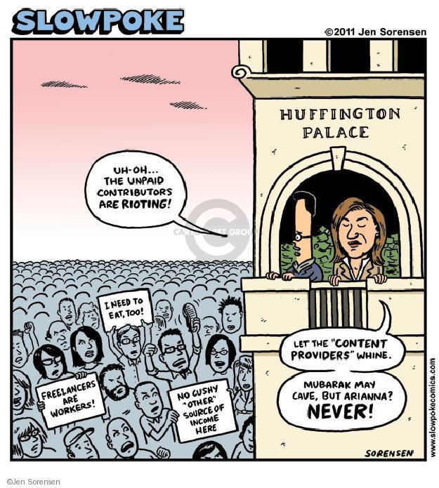 Jen Sorensen  Jen Sorensen's Editorial Cartoons 2011-10-17 May