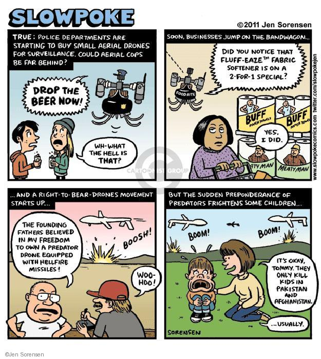 Cartoonist Jen Sorensen  Jen Sorensen's Editorial Cartoons 2011-10-31 first amendment