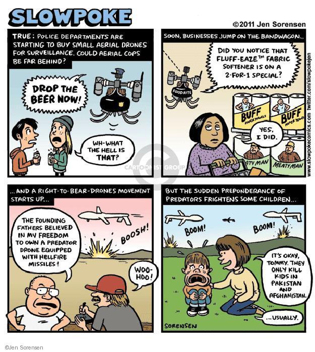 Cartoonist Jen Sorensen  Jen Sorensen's Editorial Cartoons 2011-10-31 bombing