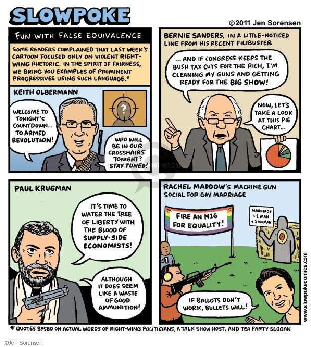 Cartoonist Jen Sorensen  Jen Sorensen's Editorial Cartoons 2011-11-14 filibuster