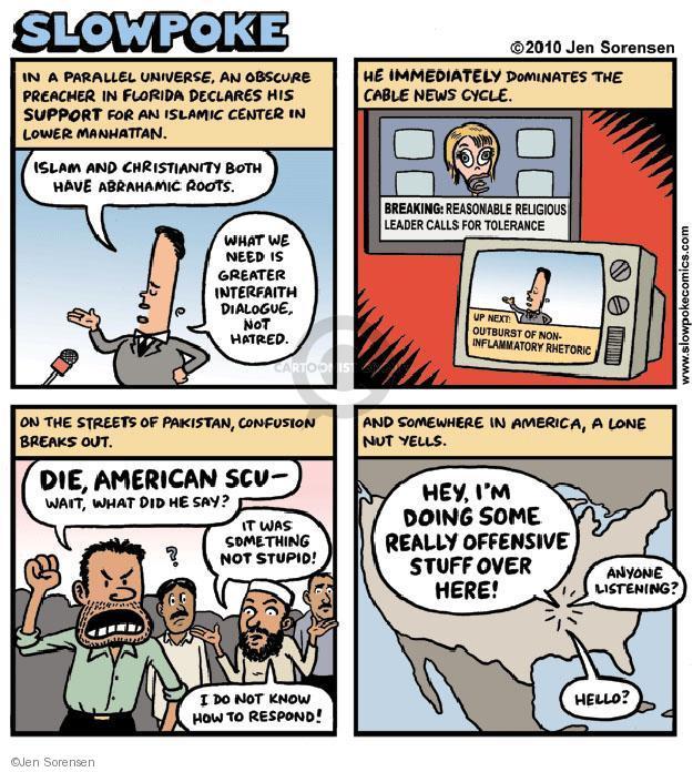 Jen Sorensen  Jen Sorensen's Editorial Cartoons 2010-09-19 stupid