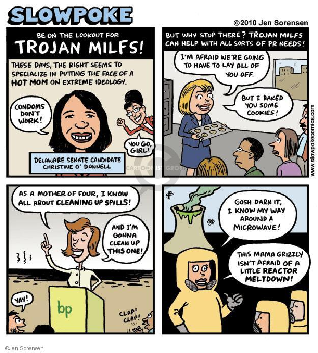 Cartoonist Jen Sorensen  Jen Sorensen's Editorial Cartoons 2010-09-26 Sarah