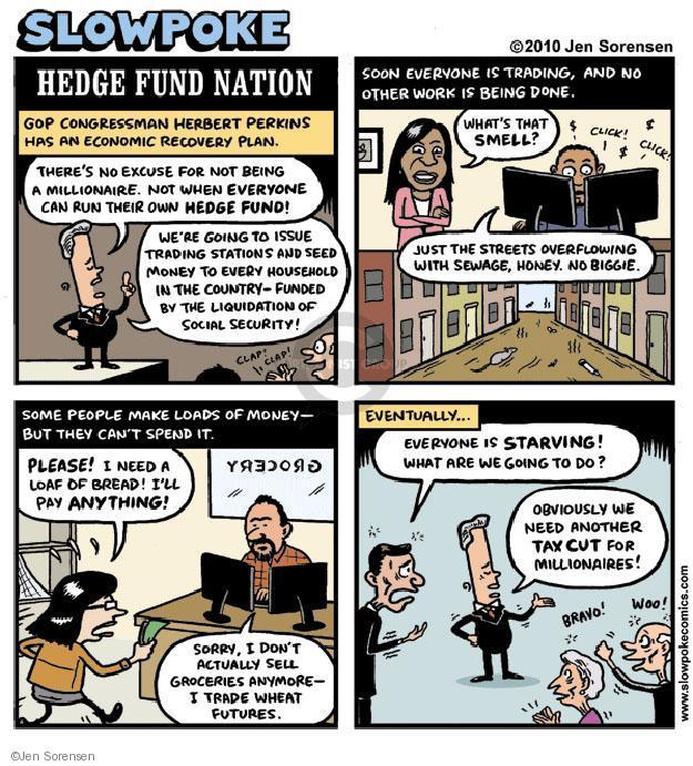 Cartoonist Jen Sorensen  Jen Sorensen's Editorial Cartoons 2010-12-06 tax cut