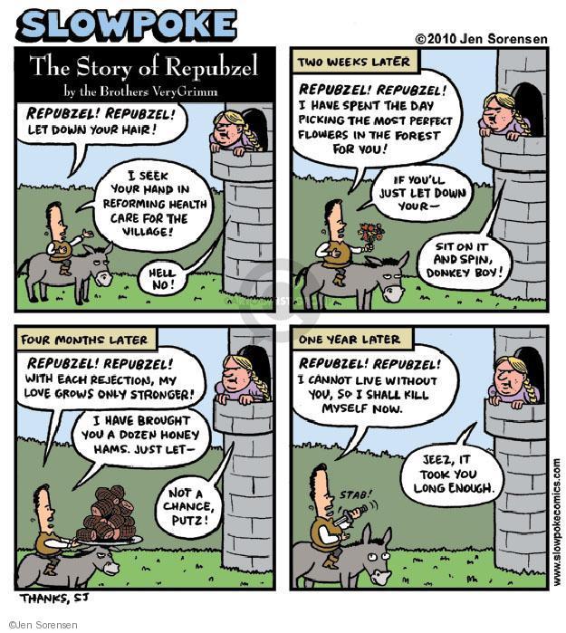Cartoonist Jen Sorensen  Jen Sorensen's Editorial Cartoons 2010-03-29 health