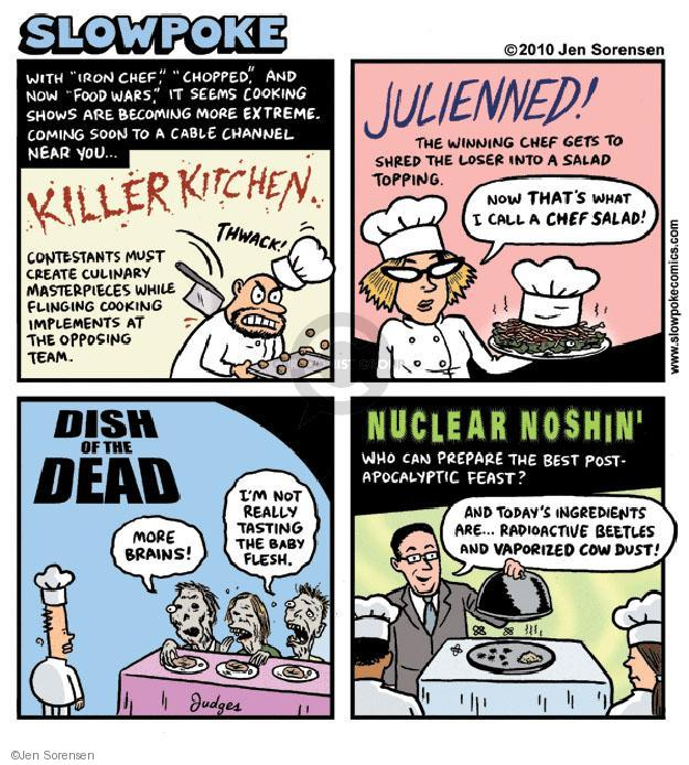 Cartoonist Jen Sorensen  Jen Sorensen's Editorial Cartoons 2010-04-12 channel