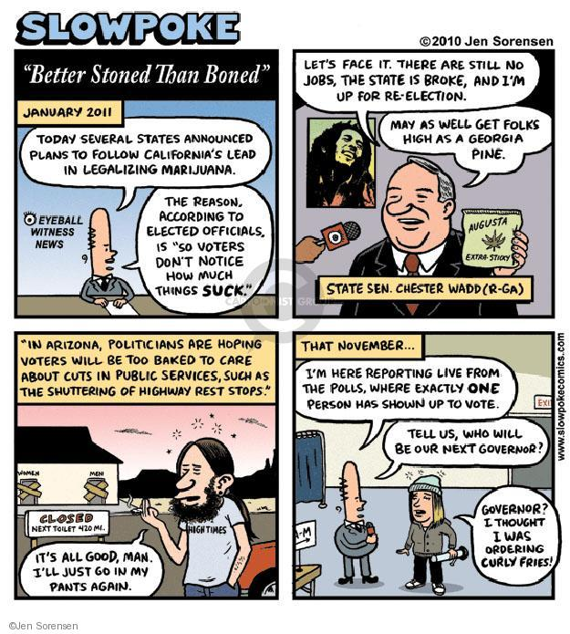 Cartoonist Jen Sorensen  Jen Sorensen's Editorial Cartoons 2010-05-03 highway