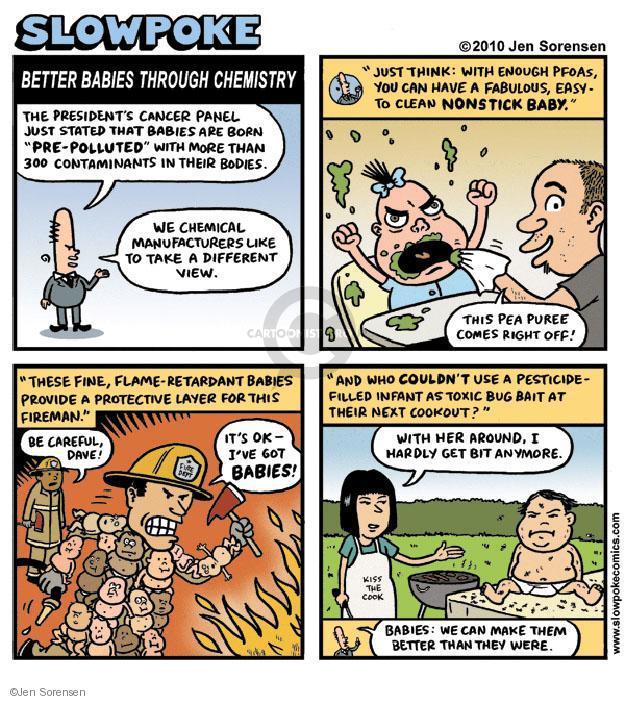 Cartoonist Jen Sorensen  Jen Sorensen's Editorial Cartoons 2010-05-31 health