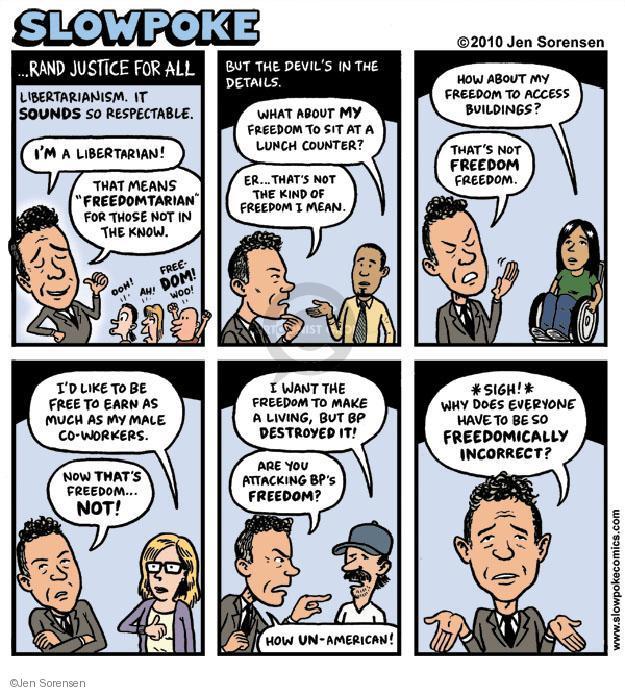 Cartoonist Jen Sorensen  Jen Sorensen's Editorial Cartoons 2010-06-13 woo