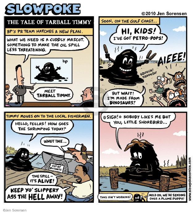 Jen Sorensen  Jen Sorensen's Editorial Cartoons 2010-06-27 environment