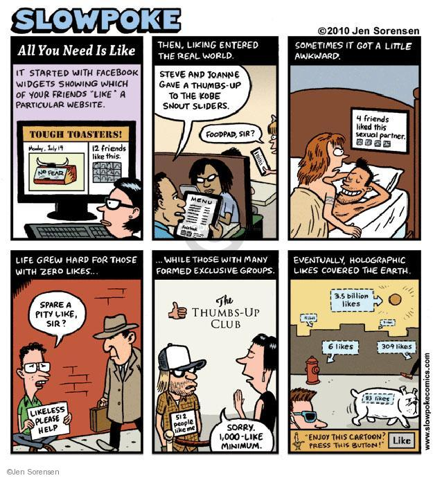 Cartoonist Jen Sorensen  Jen Sorensen's Editorial Cartoons 2010-07-18 spare