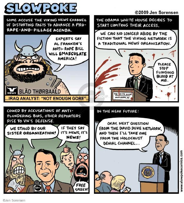 Cartoonist Jen Sorensen  Jen Sorensen's Editorial Cartoons 2009-11-09 channel