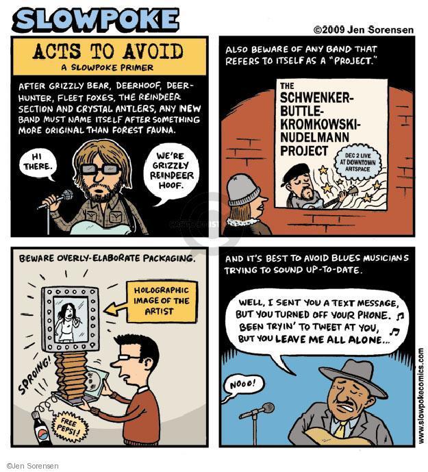 Jen Sorensen  Jen Sorensen's Editorial Cartoons 2009-11-23 tweet