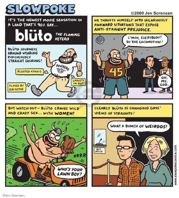 Cartoonist Jen Sorensen  Jen Sorensen's Editorial Cartoons 2009-07-27 view