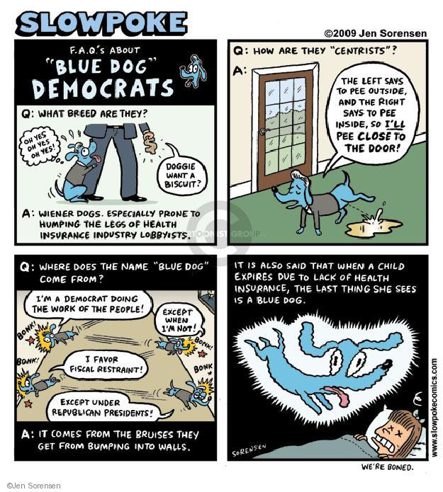 Cartoonist Jen Sorensen  Jen Sorensen's Editorial Cartoons 2009-08-10 door