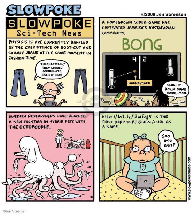Jen Sorensen  Jen Sorensen's Editorial Cartoons 2009-10-12 poodle