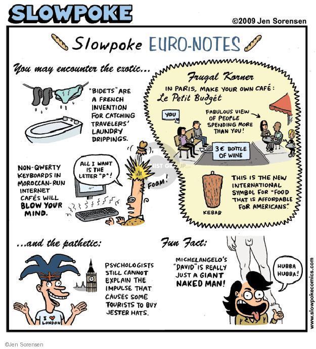 Jen Sorensen  Jen Sorensen's Editorial Cartoons 2009-10-19 May