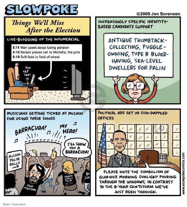 Cartoonist Jen Sorensen  Jen Sorensen's Editorial Cartoons 2008-12-01 2008 election