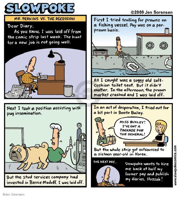 Cartoonist Jen Sorensen  Jen Sorensen's Editorial Cartoons 2009-03-02 matter
