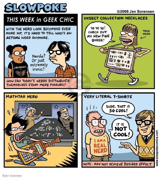 Cartoonist Jen Sorensen  Jen Sorensen's Editorial Cartoons 2008-08-04 lookout