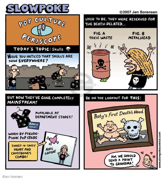 Cartoonist Jen Sorensen  Jen Sorensen's Editorial Cartoons 2007-01-01 lookout
