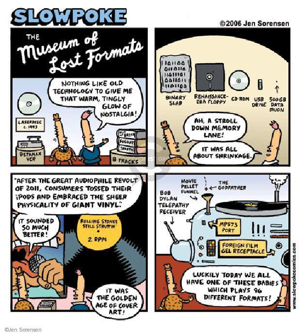 Jen Sorensen  Jen Sorensen's Editorial Cartoons 2006-01-01 different