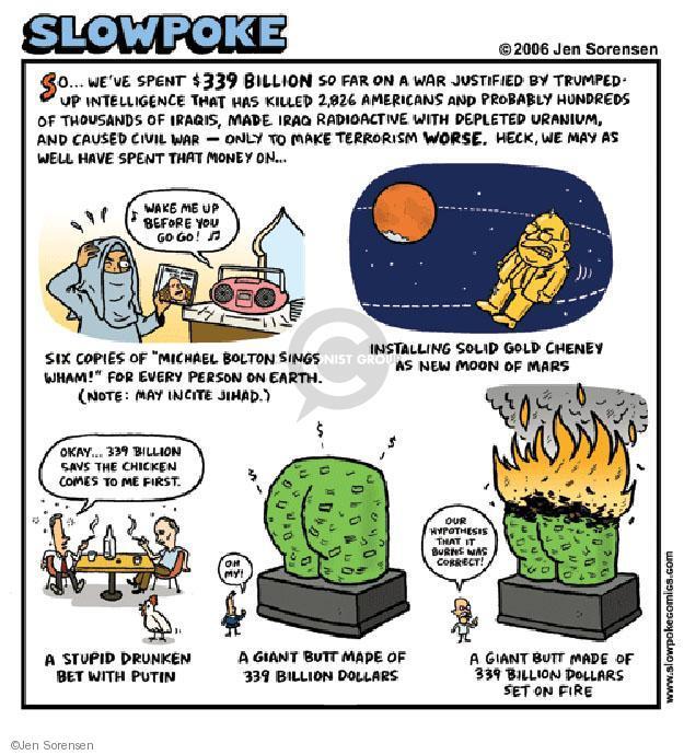 Jen Sorensen  Jen Sorensen's Editorial Cartoons 2006-01-01 stupid