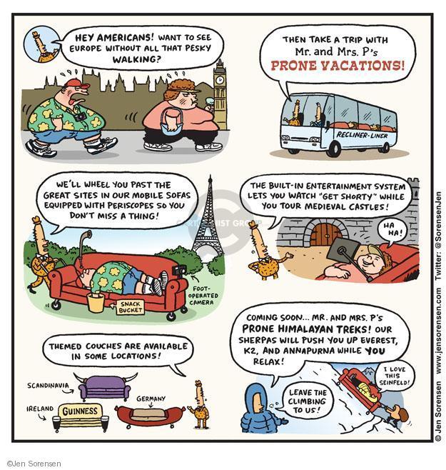 Jen Sorensen  Jen Sorensen's Editorial Cartoons 2013-05-27 culture