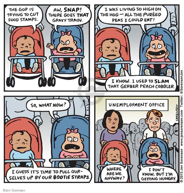 Cartoonist Jen Sorensen  Jen Sorensen's Editorial Cartoons 2013-06-03 partisan
