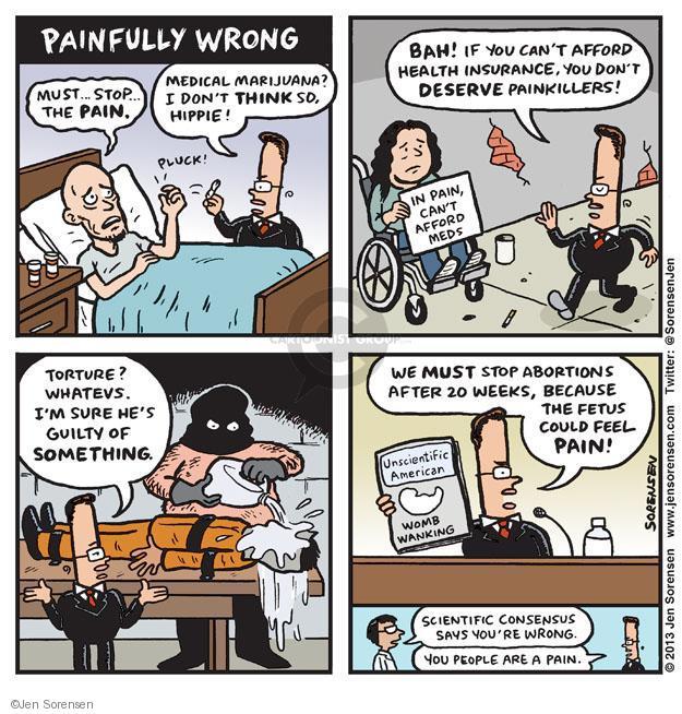Cartoonist Jen Sorensen  Jen Sorensen's Editorial Cartoons 2013-06-24 female issue