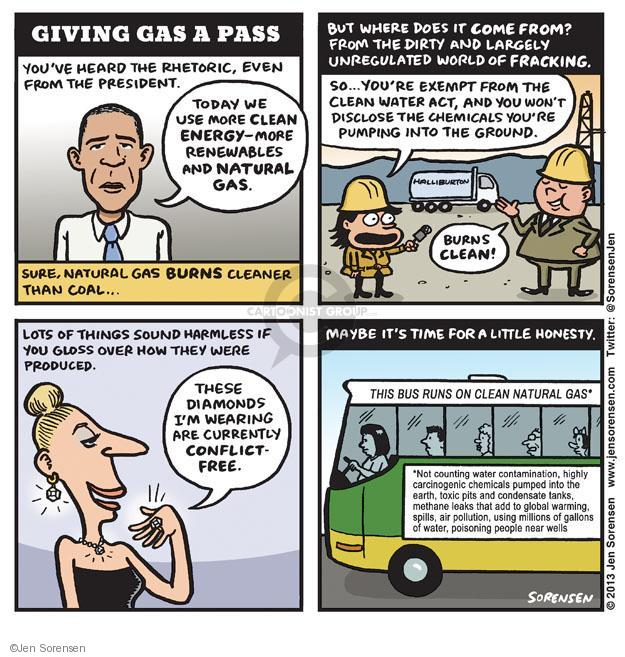 Cartoonist Jen Sorensen  Jen Sorensen's Editorial Cartoons 2013-07-01 give