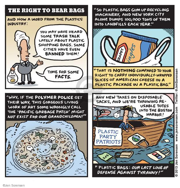 Jen Sorensen  Jen Sorensen's Editorial Cartoons 2013-07-29 environment