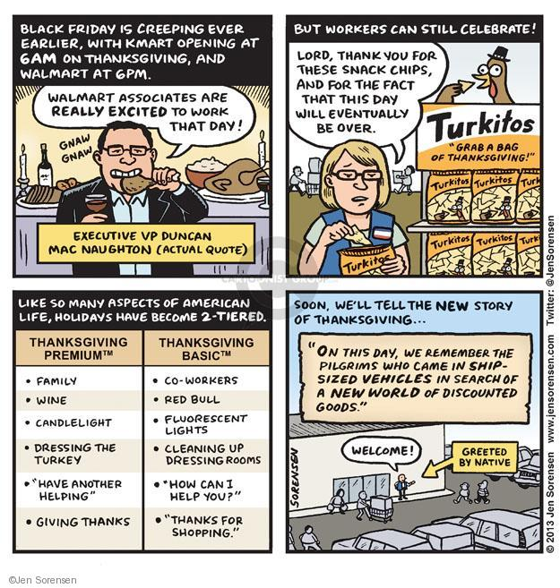 Cartoonist Jen Sorensen  Jen Sorensen's Editorial Cartoons 2013-11-24 give